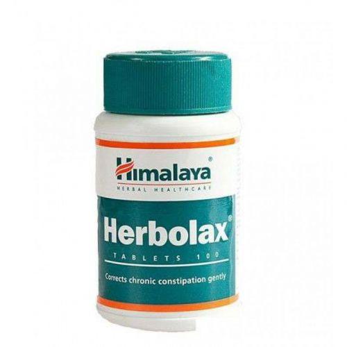 Херболакс | Herbolax | 100 таб. | Himalaya
