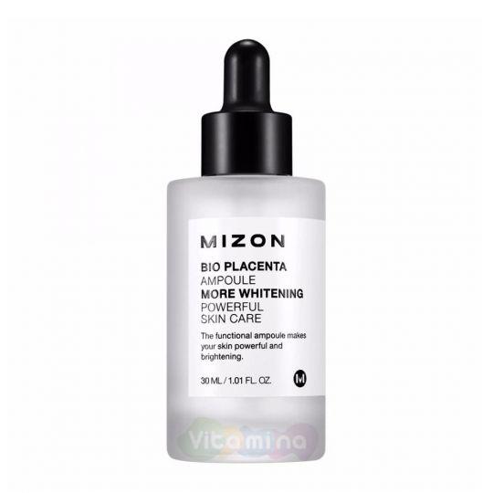 Mizon Осветляющая сыворотка с экстрактом плаценты Bio Placenta Ampoule, 30 мл