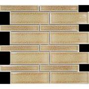 Мозаика CE703MLA Primacolore 30х29,7 (2,3x14,5+4,5x14,5)(12pcs.)