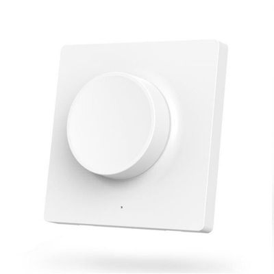 Настенный выключатель Yeelight Xiaomi Bluetooth wall switch (YLKG08YL) White