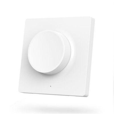 Настенный выключатель Yeelight Xiaomi Bluetooth wall switch (YLKG08YL) White