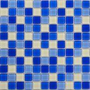 Мозаика GC554SLA (A-013+A012+A011+A041) Primacolore 30х30 (2,3x2,3) (22pcs.)