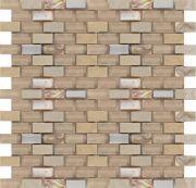 Мозаика SN110MLA Primacolore 30x30 (1,5x3)(10pcs)
