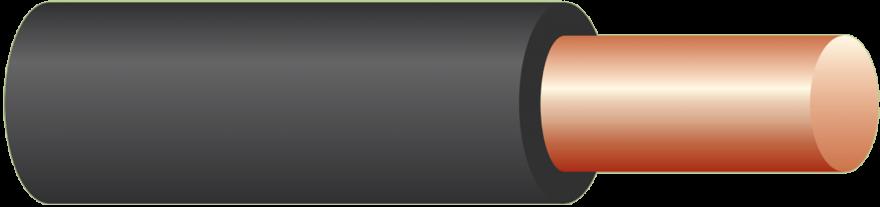 Провод ПВ1/ПуВ 1х1,5  100м желто-зелен (ГОСТ) (РЭМЗ)  устан. медный жесткий изоляция ПВХ