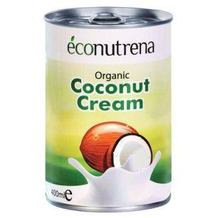 Кокосовые сливки 22% Органические 400 мл