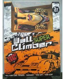 Машина на радиоуправлении. скользящая по стене. в коробке (арт. Y23045007)