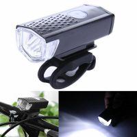 Передний фонарь для велосипеда или самоката USB (1)