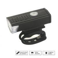 Передний фонарь для велосипеда или самоката USB (3)