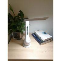 Настольная светодиодная лампа с регулируемой яркостью и календарём Led Calendar Table Lamp, цвет белый (4)