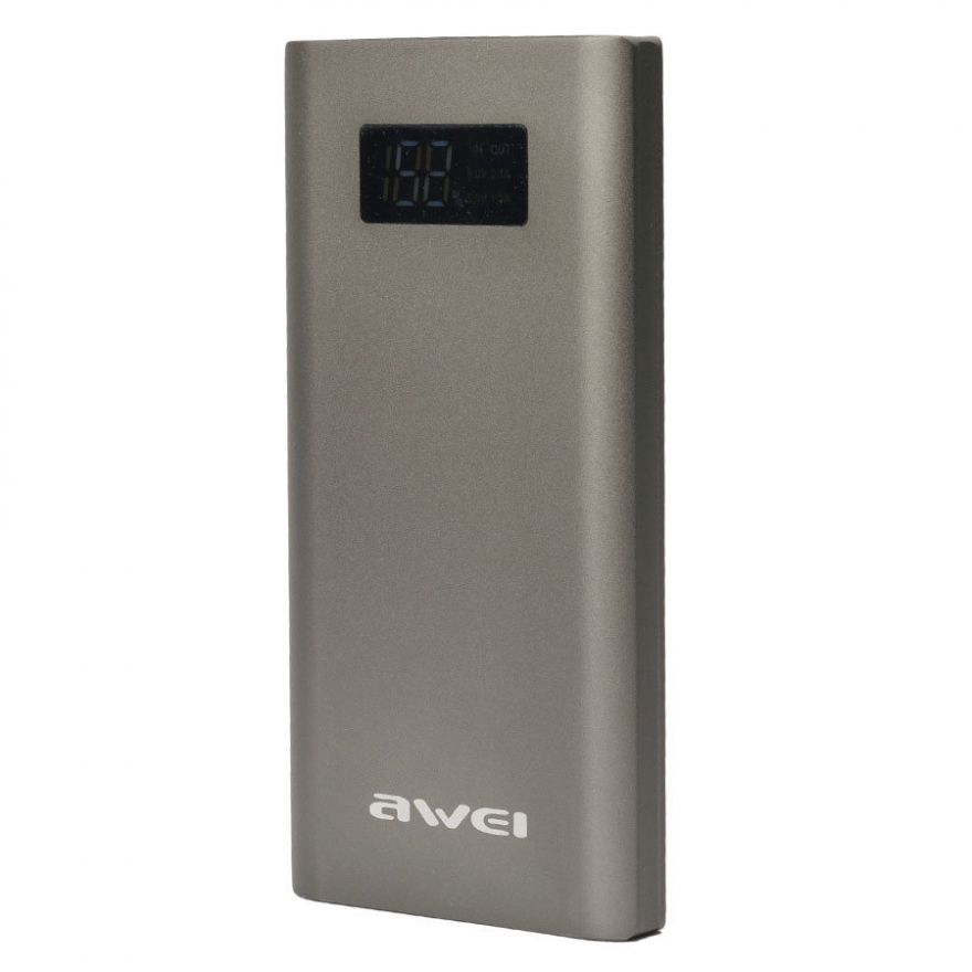 POWER BANK AWEI Р60К 10000