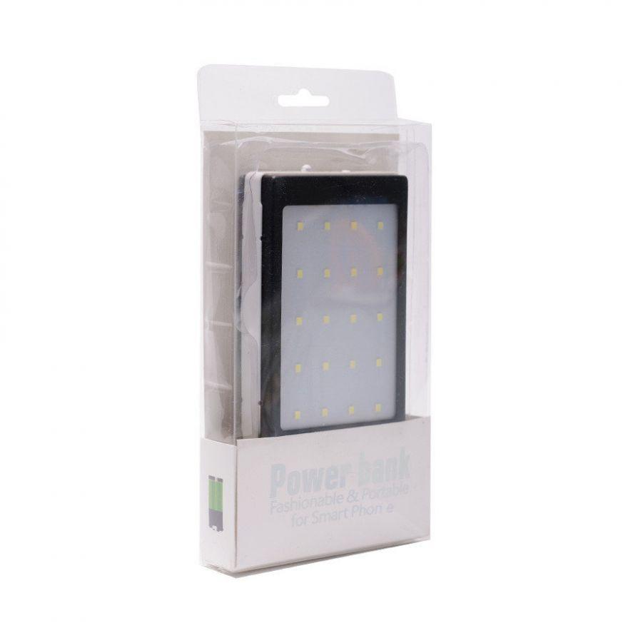 Power Bank на солнечных батареях For smart iphone 20000 мАч