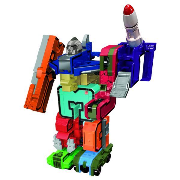 Мегабот боевой расчет 1Toy