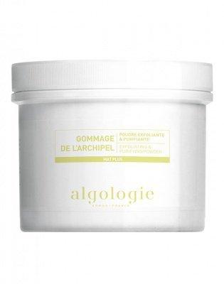 Очищающая порошковая маска-эксфолиант для жирной и смешанной кожи 75 г Algologie