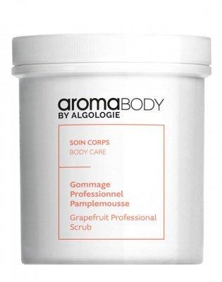 Скраб для тела Грейпфрут Grapefruit Exfoliating Body Scrub, 500 мл. Algologie