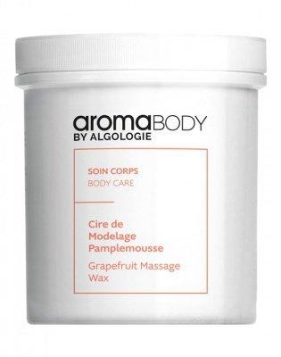 Тающий массажный воск Грейпфрут Grapefruit Massage Wax, Algologie, 400 мл.