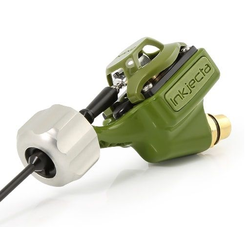 InkJecta Flite Nano Titan -Olive Green