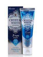 """MKH Зубная паста """"Crystal White"""" с ароматом лаймы и мяты, 110 г"""