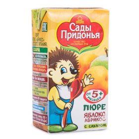 Сады Придонья Яблоко-абрикос 125г