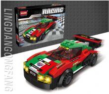 Конструктор Лего автомобиль Speed Champions Формула 1 175 деталей