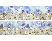 Dec Mosaic Blue Декор КВС16MosaicBlue 25х45