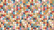 Dec Mozaic Tesser Декор КВС16MozaicТesser 25х45