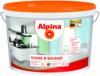 Краска Alpina Кухня и Ванная 2.5л для Влажных Помещений