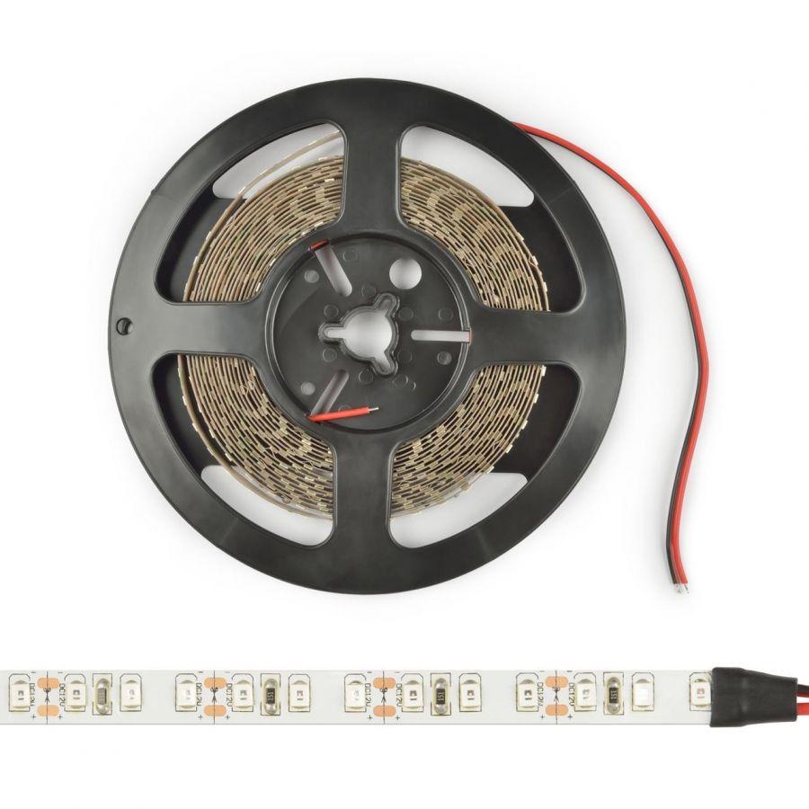 Светодиодная лента Uniel (UL-00004361) 4,8W/m 60LED/m 2835SMD красный 5M ULS-M11-2835-60LED/m-8mm-IP20-DC12V-4,8W/m-5M-RED PROFI
