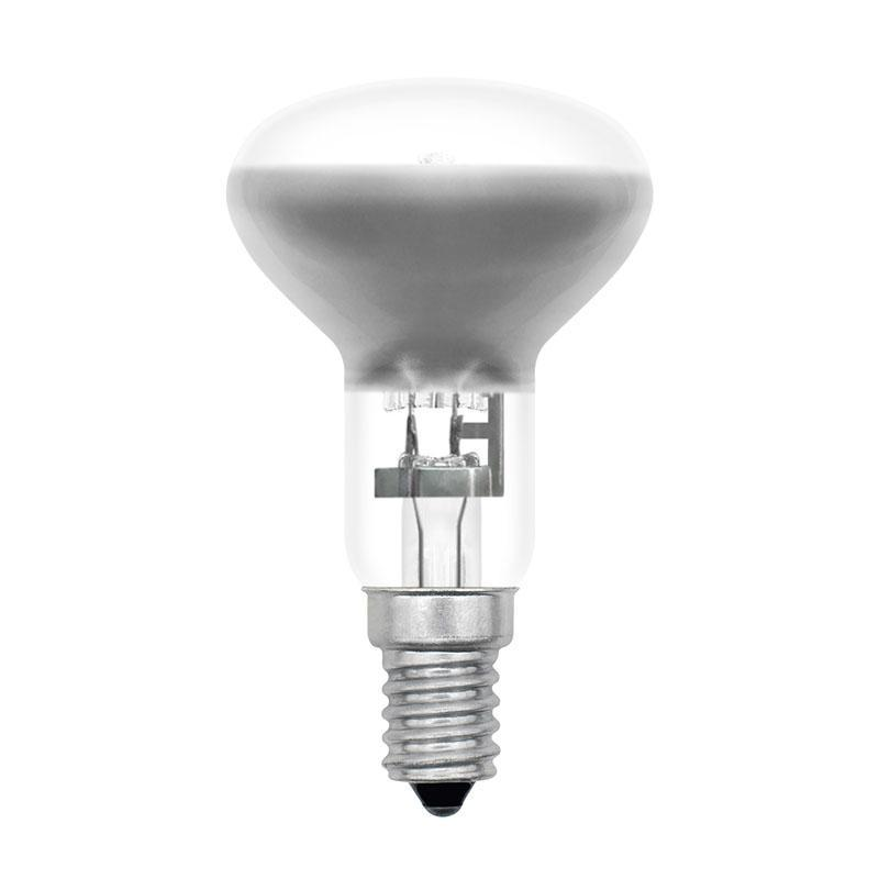 Лампа галогенная рефлекторная (05222) Uniel E14 42W прозрачная HCL-42/CL/E14 Reflector
