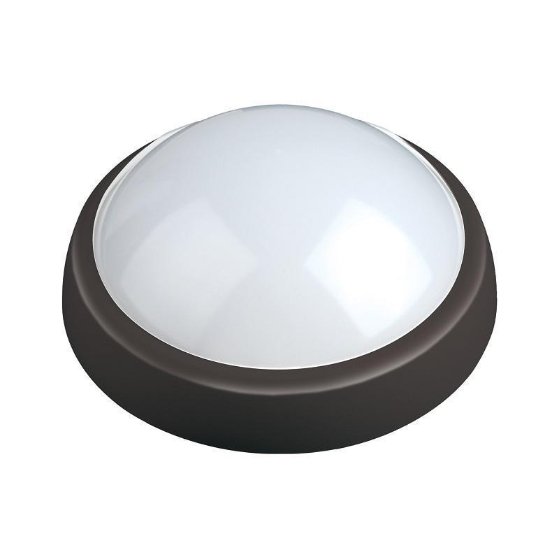 Пылевлагозащитный светодиодный светильник (07782) Uniel 5500K ULW-R02-7W/DW IP54 Black