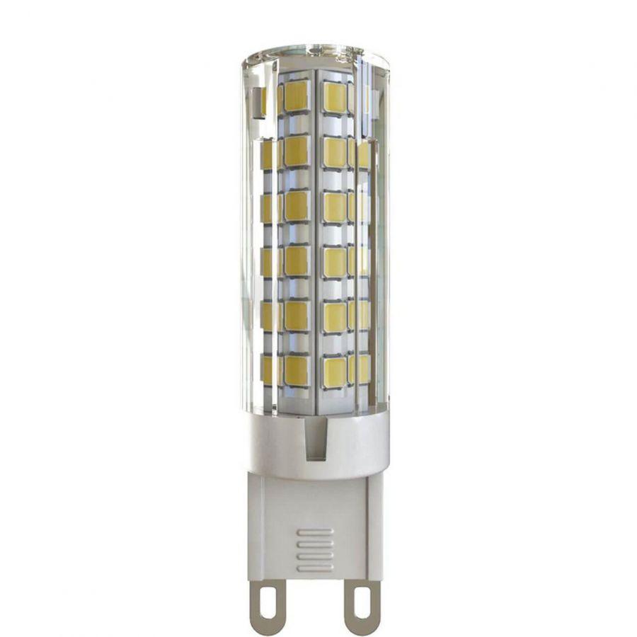 Лампа светодиодная Voltega G9 7W 2800К прозрачная VG9-K1G9warm7W 7036
