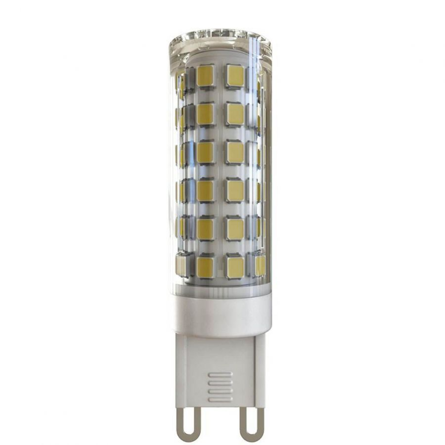 Лампа светодиодная Voltega G9 10W 4000К прозрачная VG9-K1G9cold10W 7039