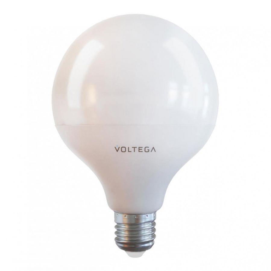 Лампа светодиодная Voltega E27 15W 4000К матовая VG2-G95E27cold15W 7087