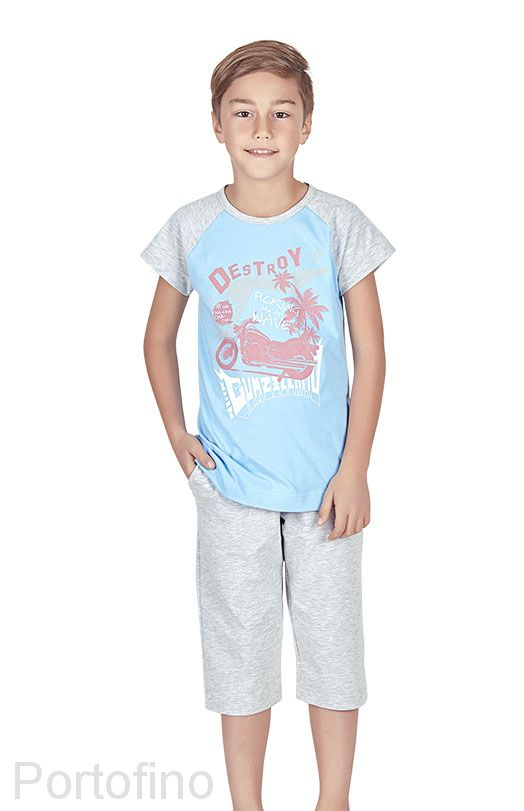 9606 Пижама для мальчика Baykar