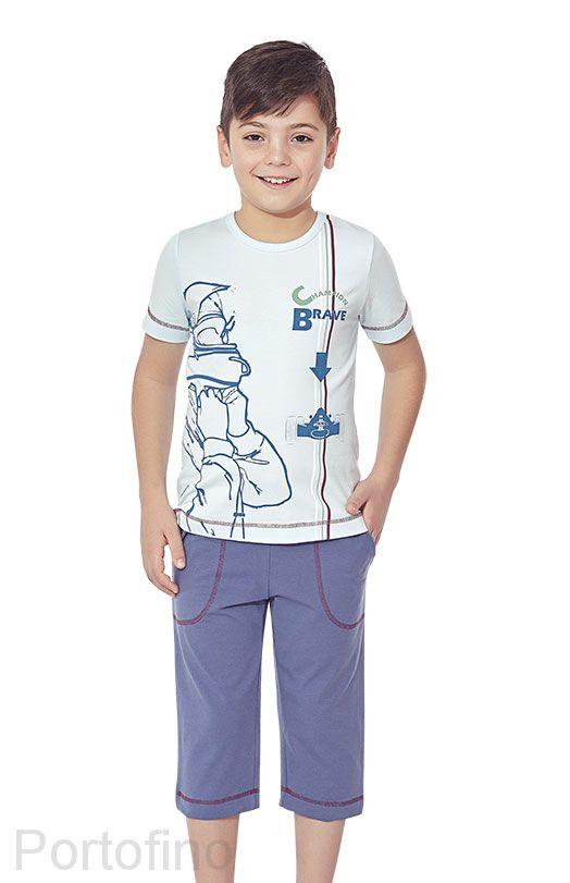 9607 Пижама для мальчика Baykar