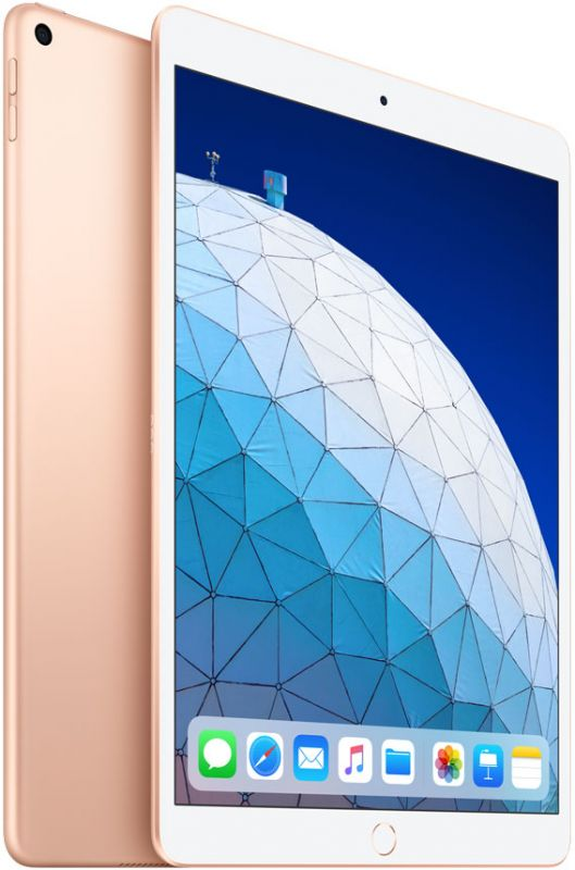 Apple iPad Air 2019 64Gb Wi-Fi Gold (MUUL2RU/A)