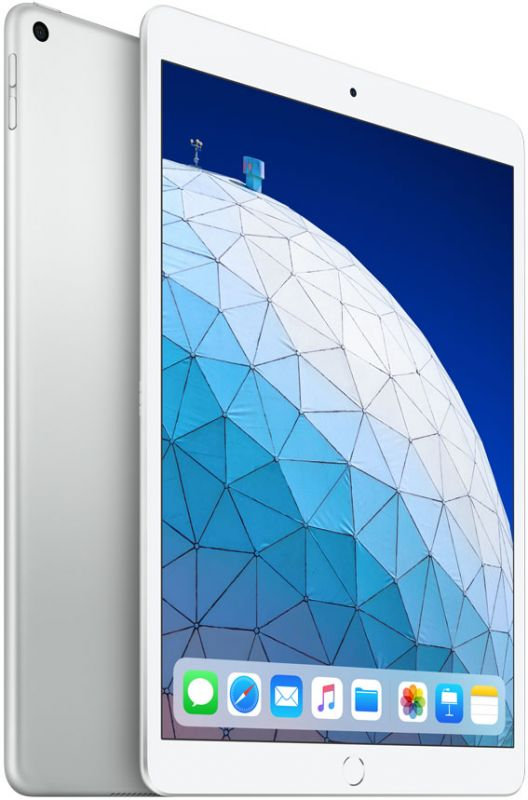 Apple iPad Air 2019 64Gb Wi-Fi Silver (MUUK2RU/A)