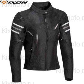Куртка женская Ixon Ilana, Черный/белый