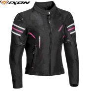 Куртка женская Ixon Ilana, Черный/фуксия