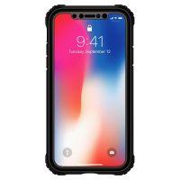 Купить чехол SGP Spigen Pro Guard для iPhone X стальной: купить недорого в Москве — выгодные цены в интернет-магазине противоударных чехлов для телефонов айфон 10 — «Elite-Case.ru»