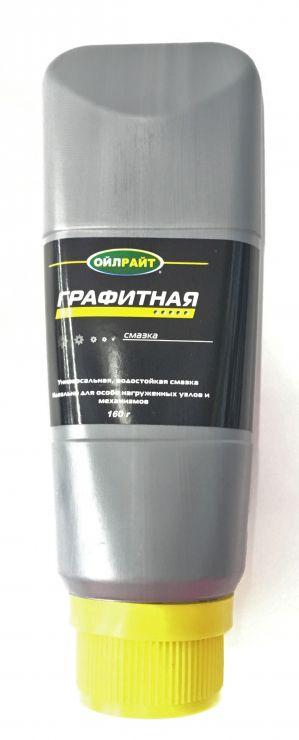 Смазка графитовая (тюбик) 160 г