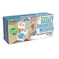 Универсальная стойка с выдвижными ящиками BASKET DRAWERS (4)