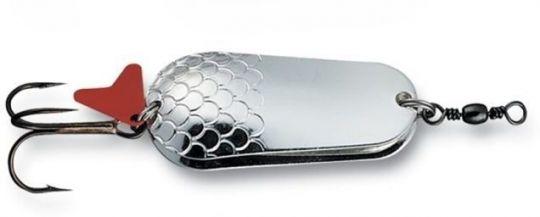 Блесна Effzett Twin Silver/Silver
