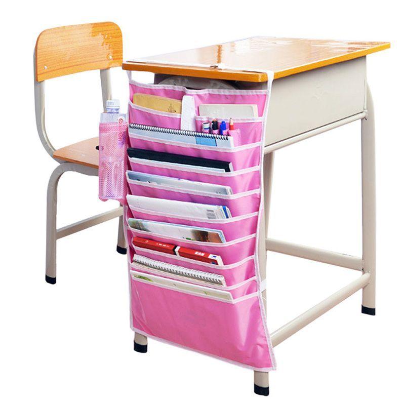 Подвесной Органайзер Для Документов, Цвет Розовый