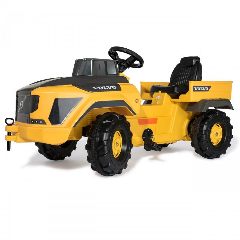 Трактор педальный Rolly Toys 881000