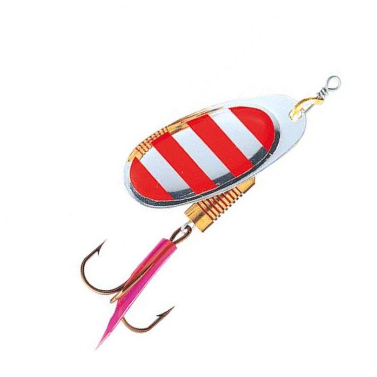 Блесна DAM Effzett Spinner Stripe