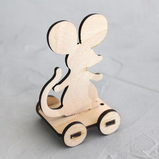 Аксессуар для куклы - мышка