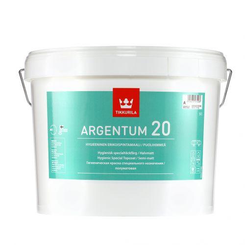 Краска антимикробная Argentum 20