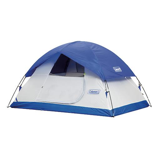 Палатка туристическая 4 местная Coleman (Колеман) Sundome (9180B907)