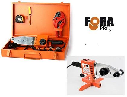 Комплект сварочного оборудования 1500 вт (20-40 мм) FORA