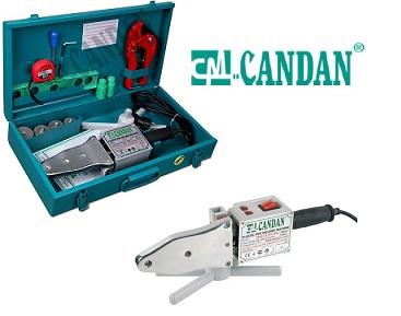 Комплект сварочного оборудования Сandan Cm-01 1500 вт (зеленый ящик)